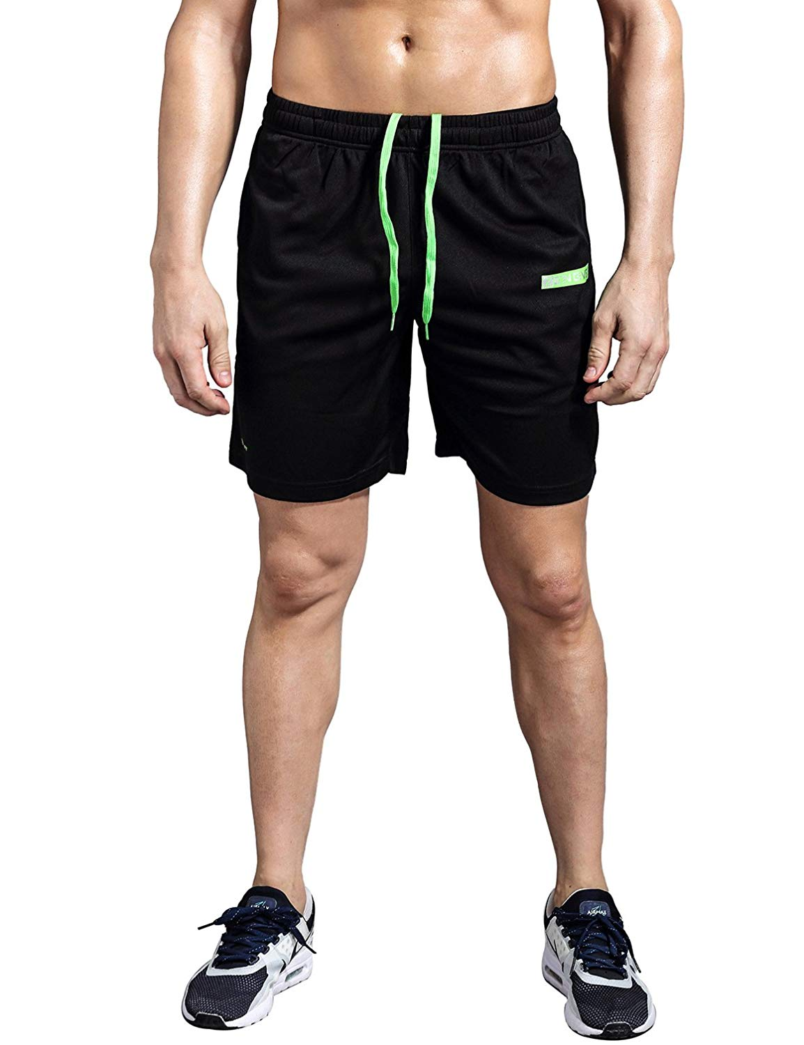 Pockets Men shorts without s athletic