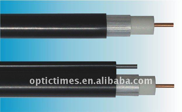 Outdoor 75Ohm P3 412 Coaxial Cable