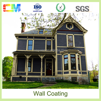 Metal Wood Cement Waterproof Exterior