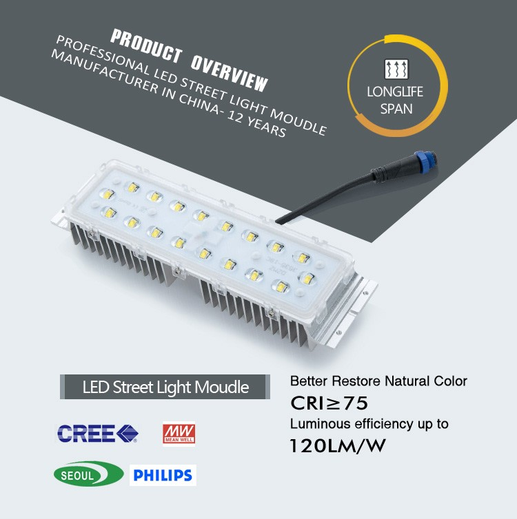 China best selling products 50 watts led high bay light street light module waterproof IP67 50W LED Module