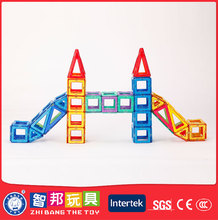 Wholesale Customized Good Quality Newest Educational Toys Kids Magformers Plastic Magnetic Building Blocks