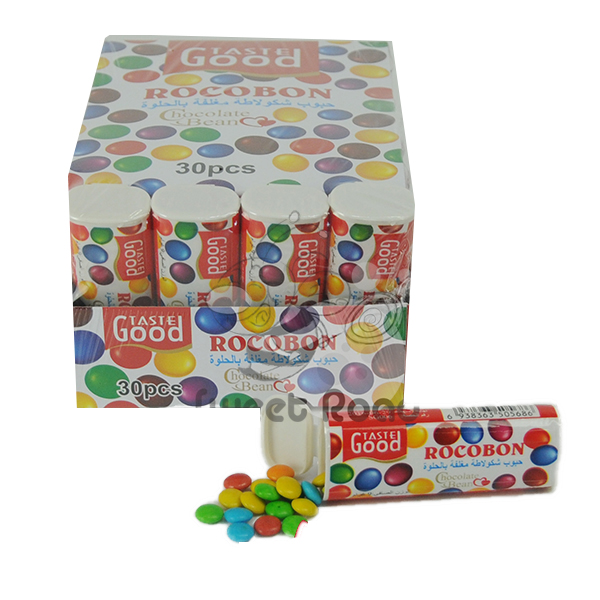 Multi-Color Delicious Chocolate Beans Candy