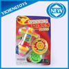 plastic flying spinning top toys