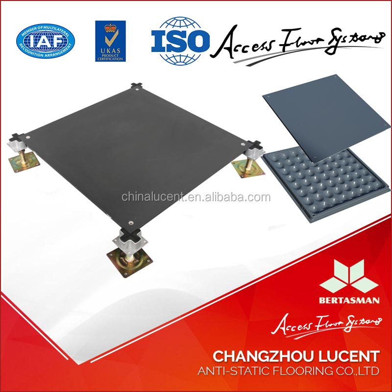 CHANGZHOU High Quality Steel Anti-static Raised Access Floor/ OA Network FLOOR