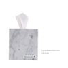 Bathroom Decor White Marble Carrara Accessory Sets