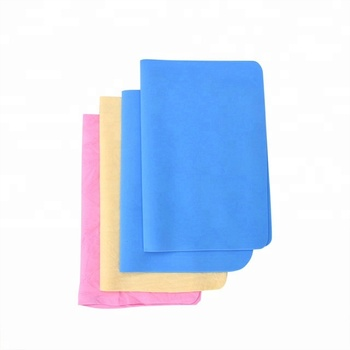 Superably magic skin towel pva chamois towel for bathcleaning