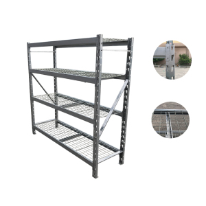 China manufacturer heavy duty warehouse shelving/storage pallet rack
