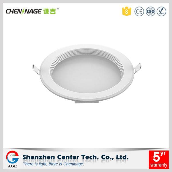Good air convection rectangular led down light