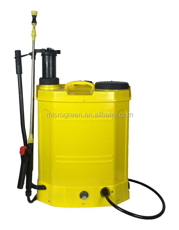Backpack Battery Powered Pump Agricultural Sprayer For Agriculture