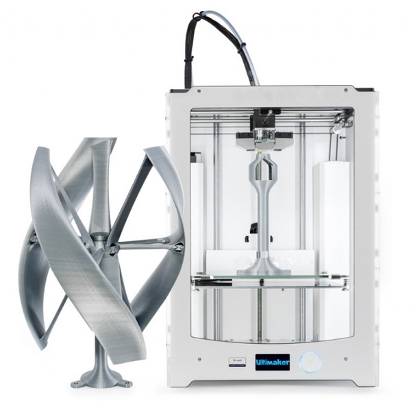 100-240V DIY Ultimaker 2 Extended 3D Printer Kit Not Assembled Large 3D Printer 3D Printer For 23 X 22.5 X 30.5cm