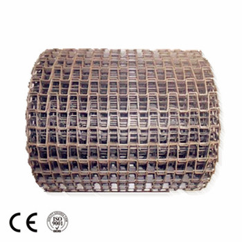 Stainless steel square hole welded wire mesh food grade