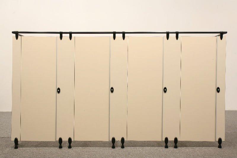 waterpoof salle de bains cabine public douche cubcile compact hpl panneau cabinet de toilette. Black Bedroom Furniture Sets. Home Design Ideas