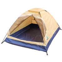 Pop Up Camping Tent Automatic & Instant Setup Dome Waterproof Backpacking Tents for 2 Person Portable Hiking Pack Shelters
