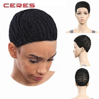wholesale cheap price high quality braid cap for crochet braid and weaves, elastic net braid cap