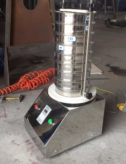Lab Scale Zs-200 Sifter Machine/screener Machine/ Sifting
