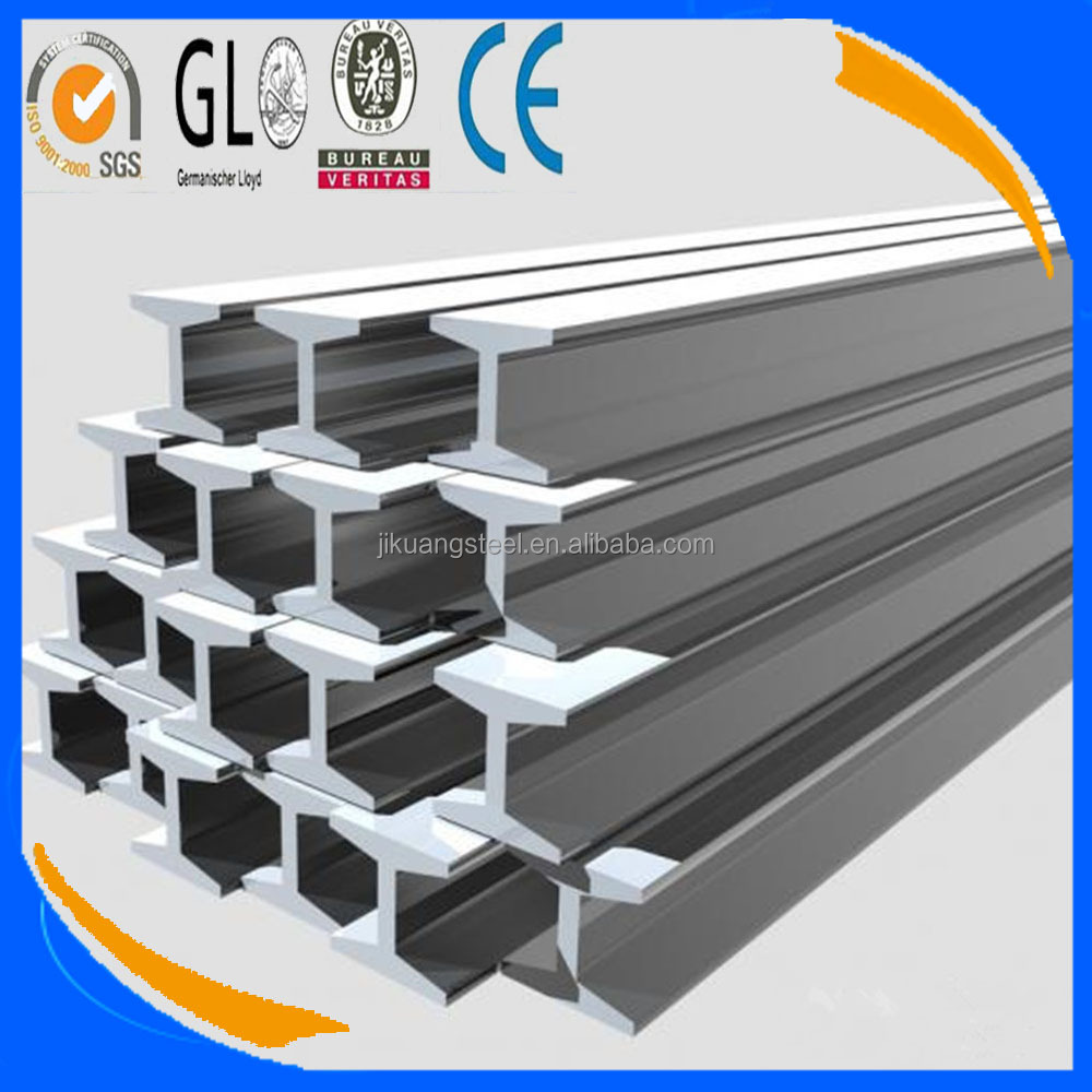 12# Chinese Standard I beam steel for Tram Road Rail use