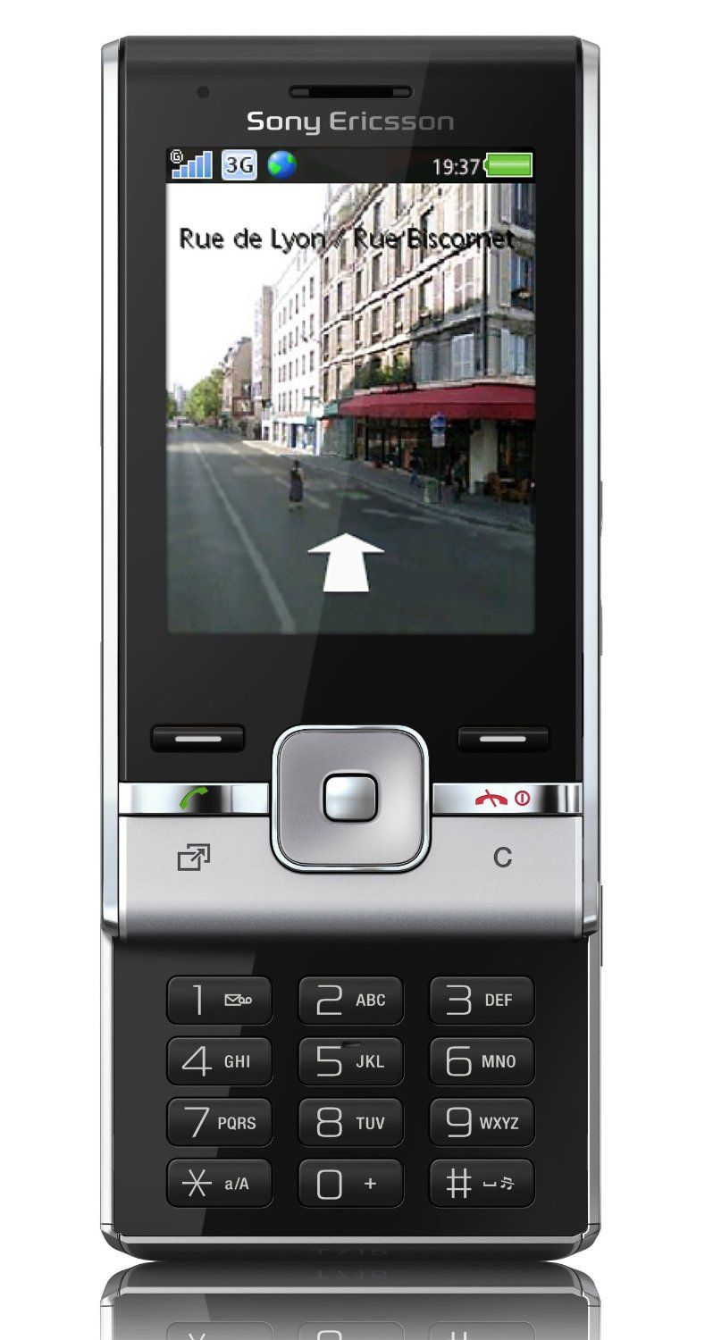 Get Quotations · Sony Ericsson T715a Unlocked GSM Phone with 3.15MP Camera,  Bluetooth, FM Radio,