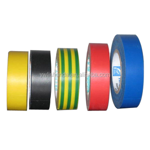 vinyl pvc electrical insulation tape heat resistant and fire resist insulating tape