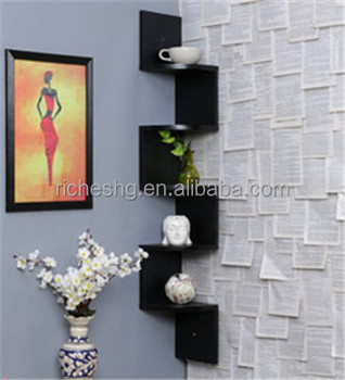 Corner Zig Zag Wall Shelf,Floating Wall Shelf Bracket - Buy Zig Zag ...