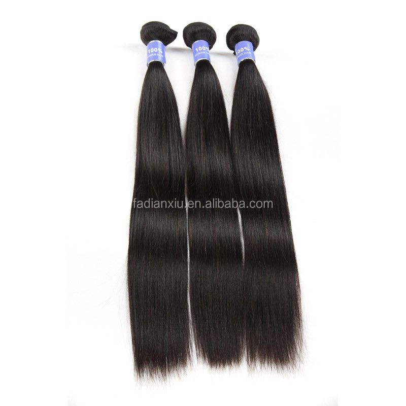 100% Virgin Brazilian Wholesale Unprocessed Black Star Hair Weave
