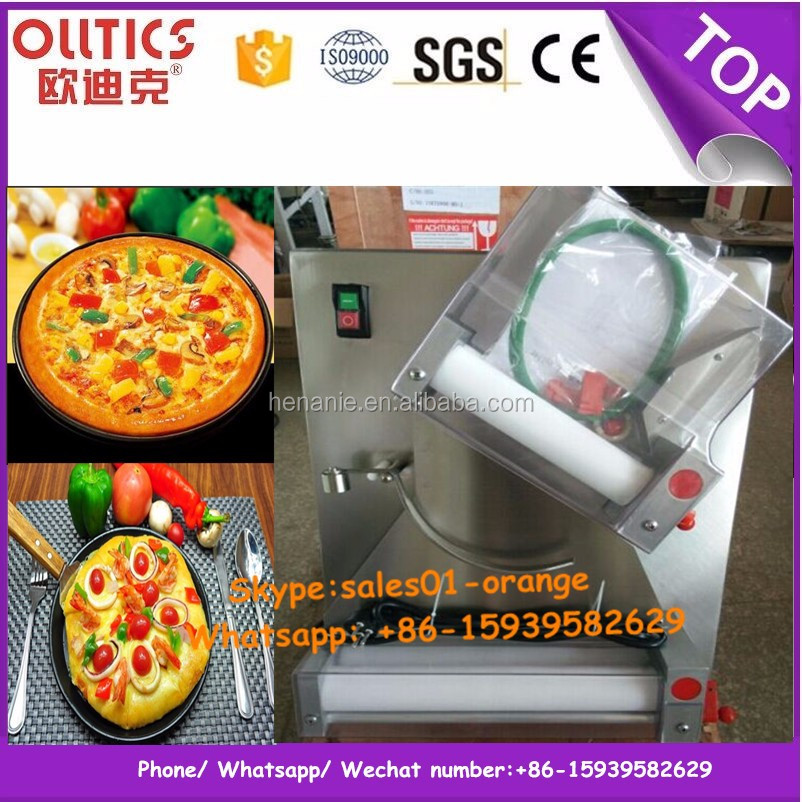 Factory price!!! 12 inch pizza dough sheeter for sale