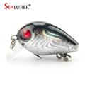 Lowest Price Sale 1pcs 1 5g 3cm Topwater 0 1 0 5m Wobbler Japan Mini Fly