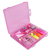 INTERWELL LW7690 Pink Children'S Personal Stationery Set