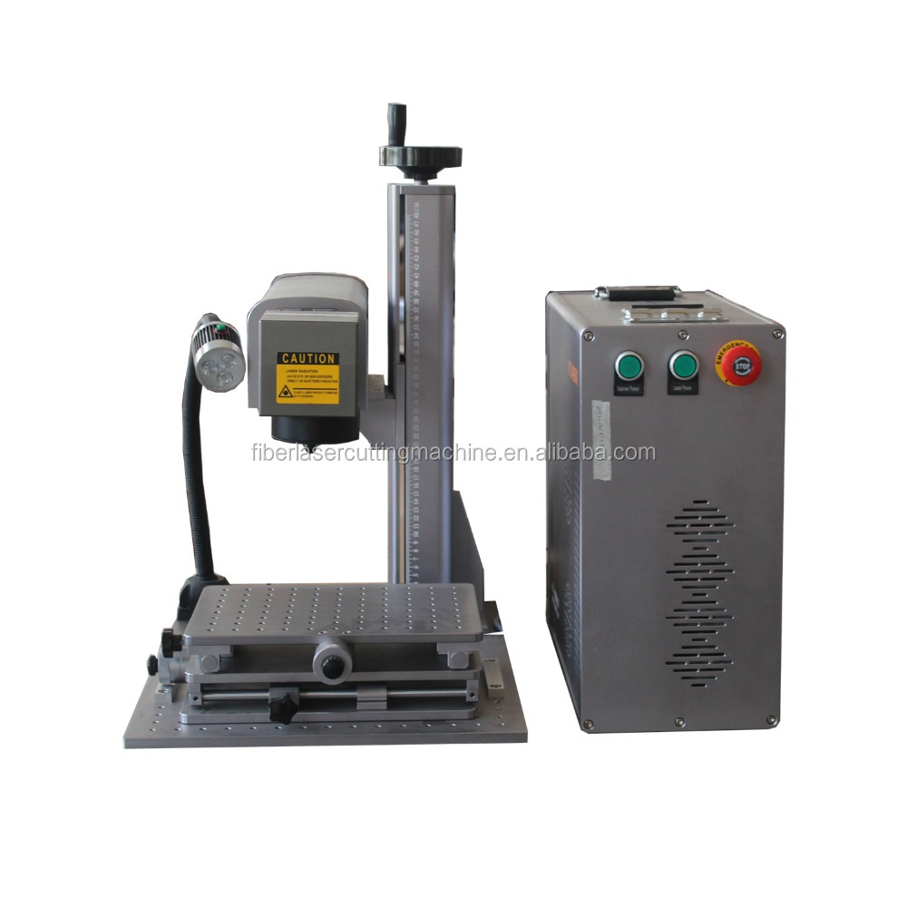 Chinese supplier fiber laser marker coin engraving machine portable engraving machine