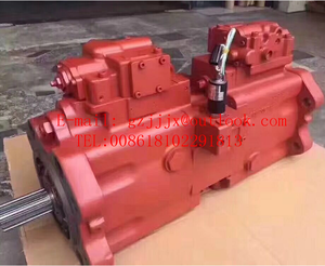XCG60/80/88/140/200/210LC-8 XCG pump assembly main pump hydraulic pump for  excavator