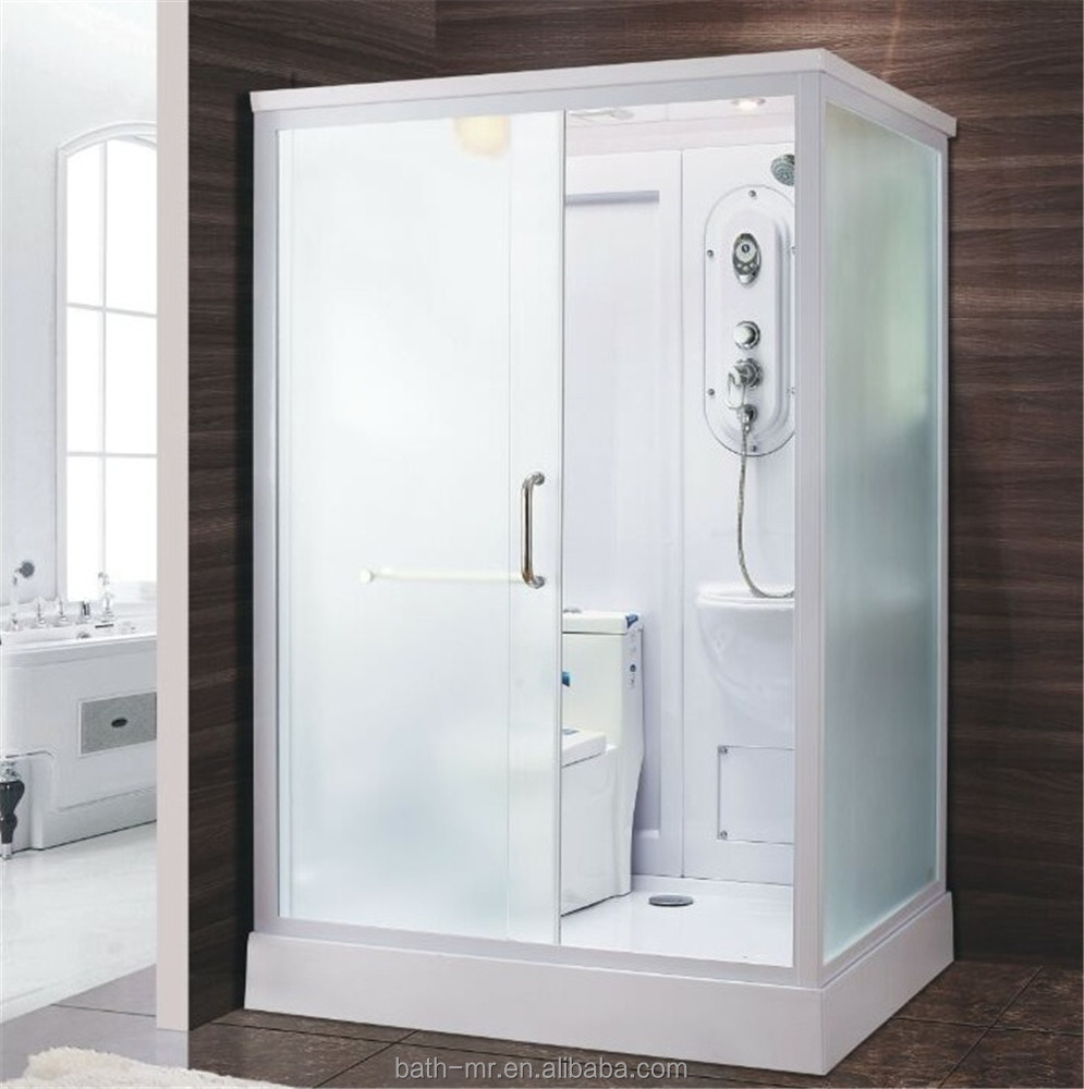 All In One Bathroom Shower Cubicle - Buy Bathroom Shower Cubicle ...