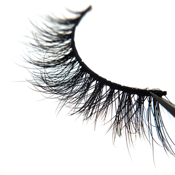 1ccdf8e90ac Custom Packaging Luxury 3d Mink Fur Fake Eyelash Strip Lashes - Buy ...