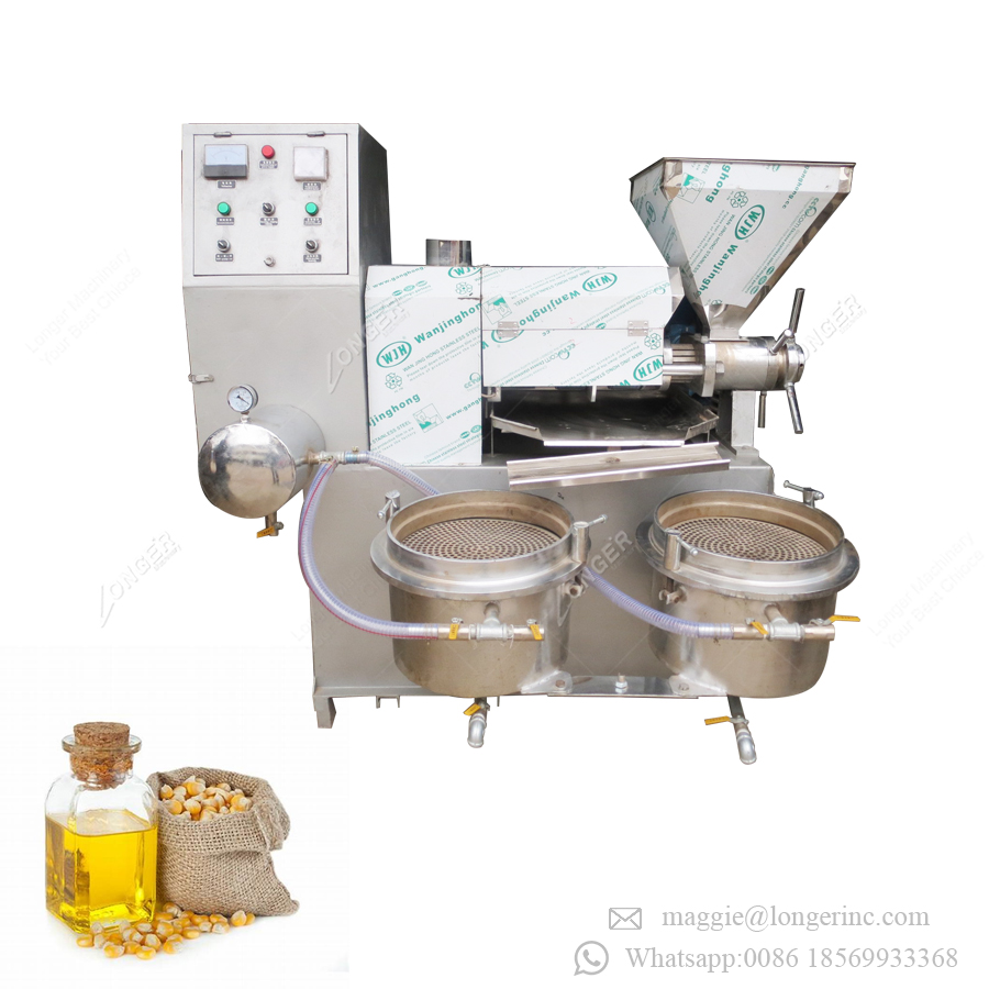 Best Price Corn Groundnut Oil Milling Making Prickly Pear Black Seed  Essential Pressing Almond Castor Oil Extraction Machine - Buy Best Price  Corn
