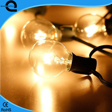 waterproof patio string lights Globe Bulbs for Commercial Decor