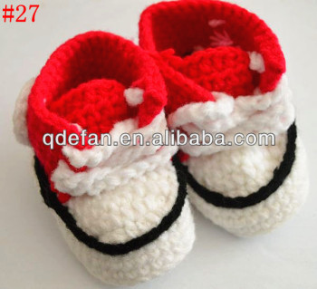 2014 Crochet Baby Girls Shoes Cute Crochet Baby Converse Shoes Buy