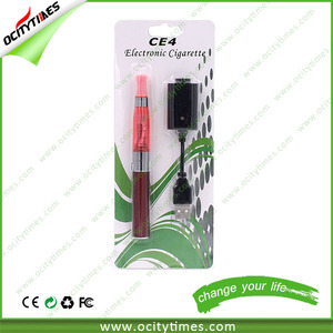 factory wholesale price ce4 atomizer/ best ego battery /ce4 atomizer electronic cigarette