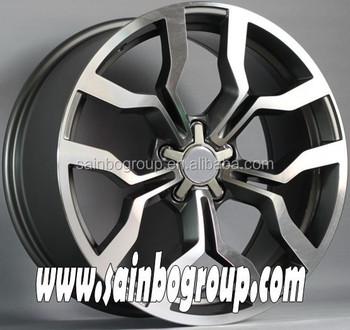 High Performance Aluminum Wheel Rims With Pcd 100 112 120 Car ...
