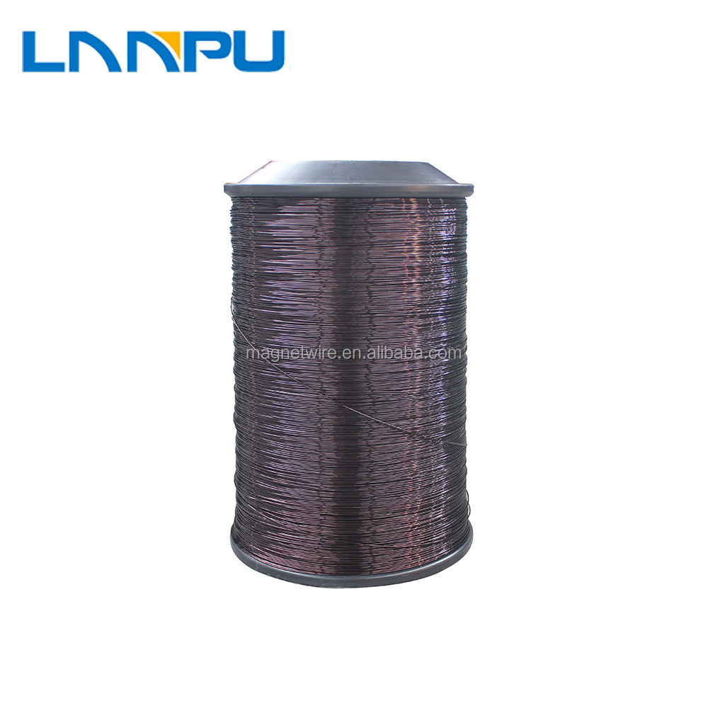 China Polyester Imide Wire Manufacturers Copper Electric Ei Aiw 200 Power Wires And Suppliers On