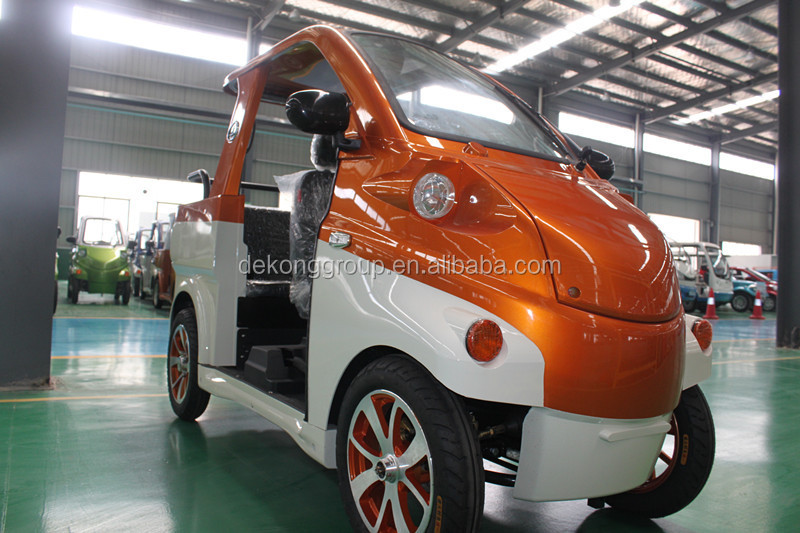 Eec Rove Factory Best Er New Environmental Protection Mini Electric Car 3 Wheel Street Legal