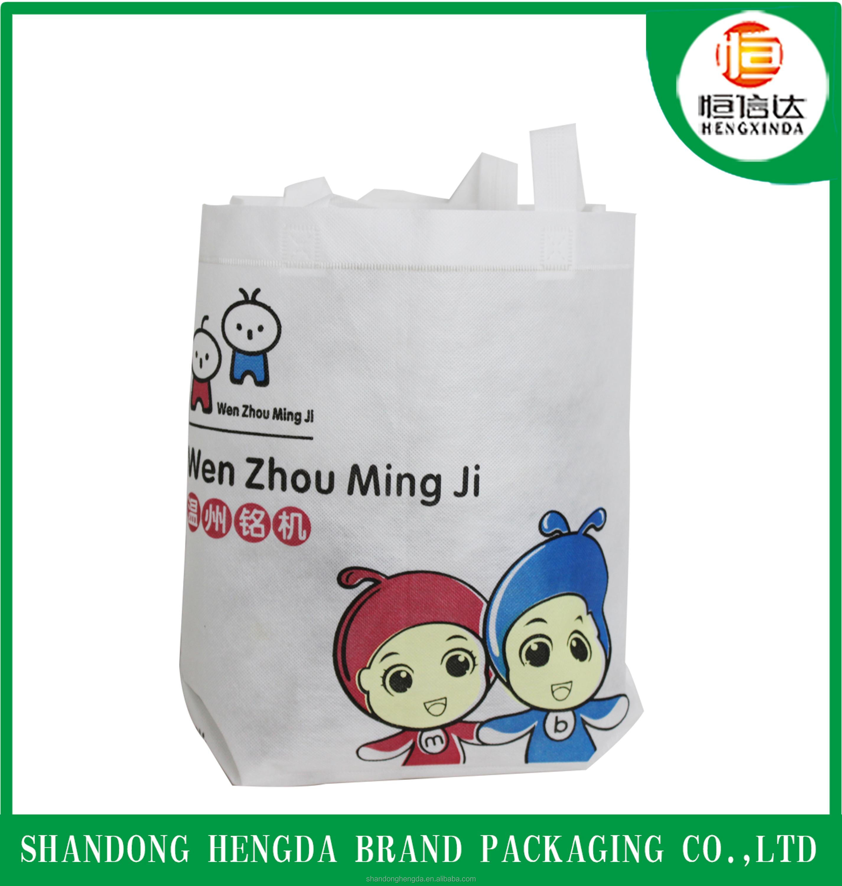 2017 Top Quality China supplier nonwoven shopping/promotion bags