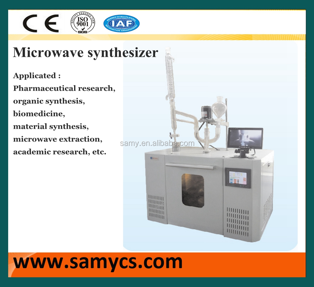 Microwave Synthesizer chemistry used for laboratory