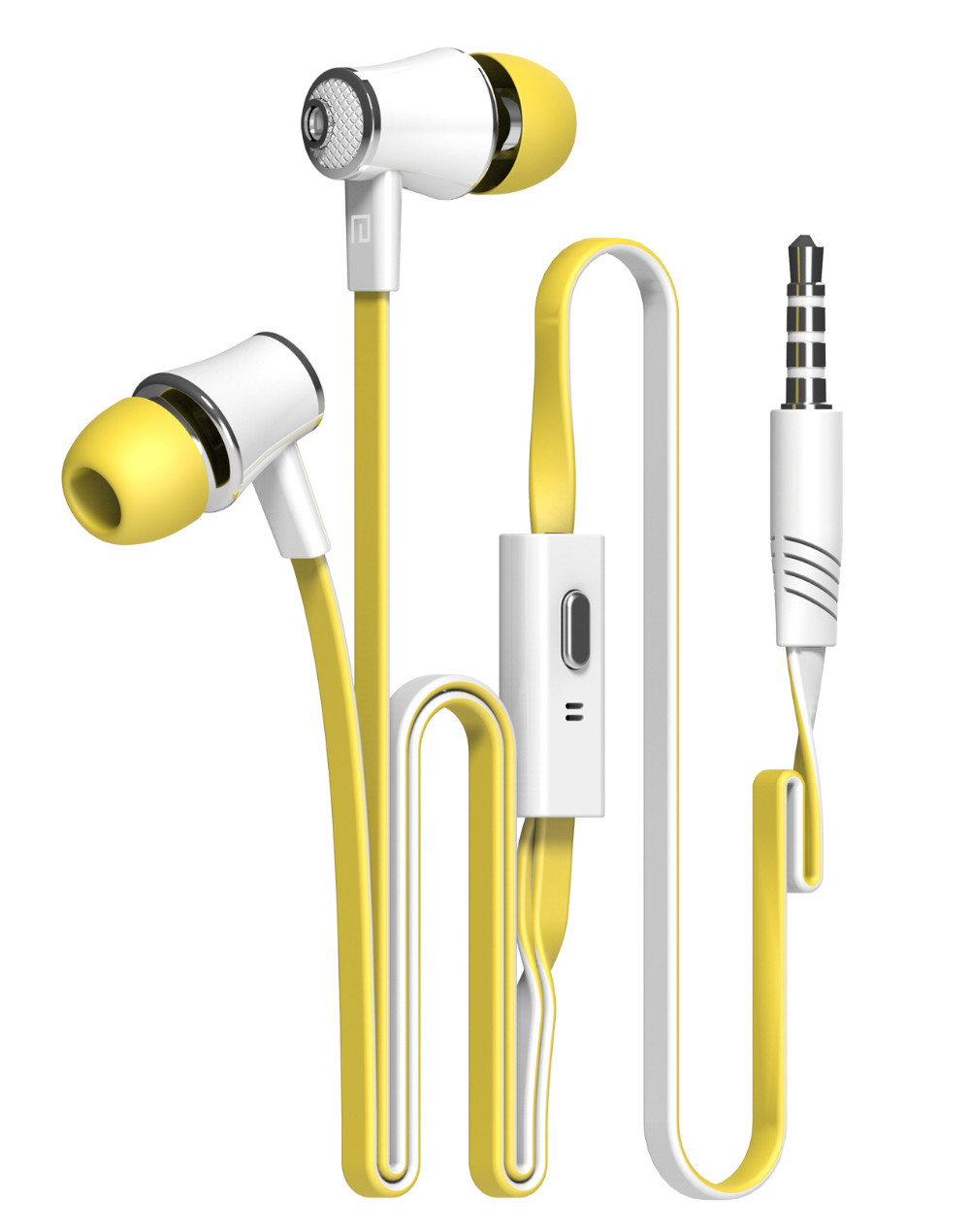 free Ship! Original Brand Head phones Earphone 3.5mm Stereo Music Bass Headset With Mic for Samsung Xiaomi Headphones for iphone