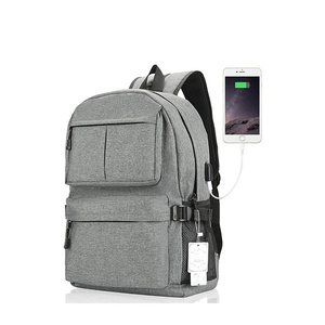 Anti Theft Backpack with USB Charging Port Light Weight Travel Laptop Backpack School Mochila