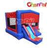 Inflatable combo games / house jumping games / slide bouncy combo