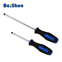 Multi Functional Rubber Handle CR-V Hand Tool Custom Screw Driver Screwdriver
