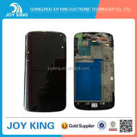 original wholesale good quality glass for lg google nexus 4 e960 lcd screen 100% full tested china express