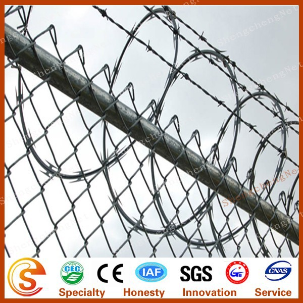 Cheapest Railway Bob-wire Iron Fencing Barbed Wire Fencing Prices ...