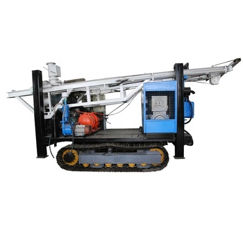 Factory direct sale water drilling rig