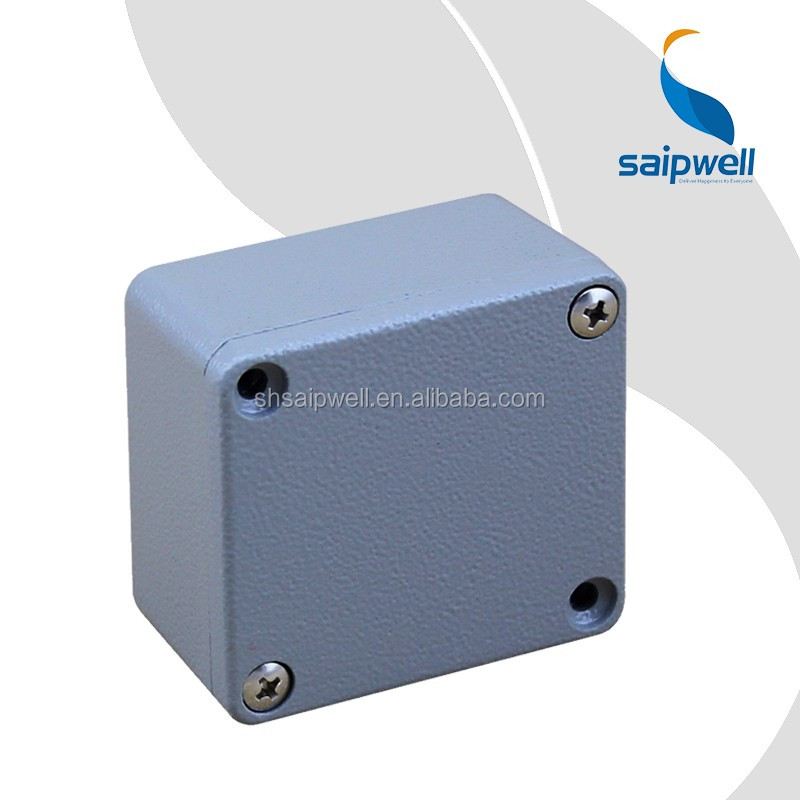 Daier aluminium enclosure box aluminum box die cast aluminum enclosure