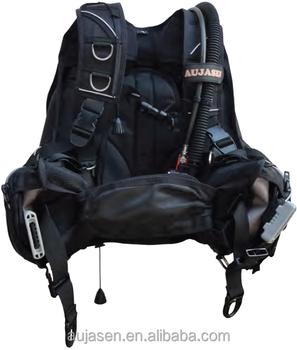 Scuba gear jacking