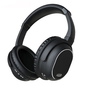 best selling headphones China factory oem stylish sports wireless active noise reduction headset headphone